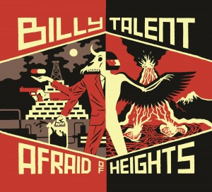 BillyTalent_AOH_Album Cover (Digi CD)